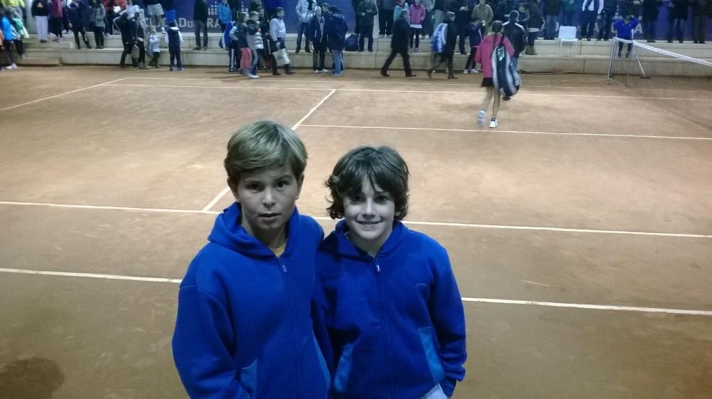 Álvaro y Alex