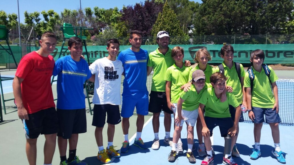 Foto grupo Playoff C.España