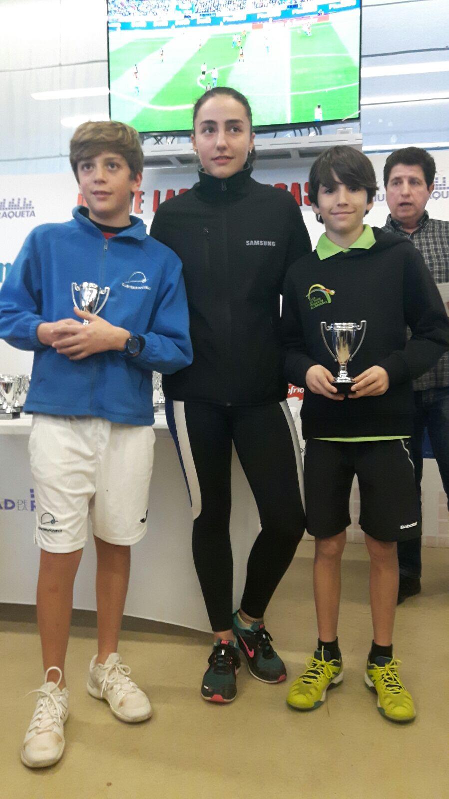 Hugo Sanz Campeón Ciudad Raqueta Febrero 2017 (2)