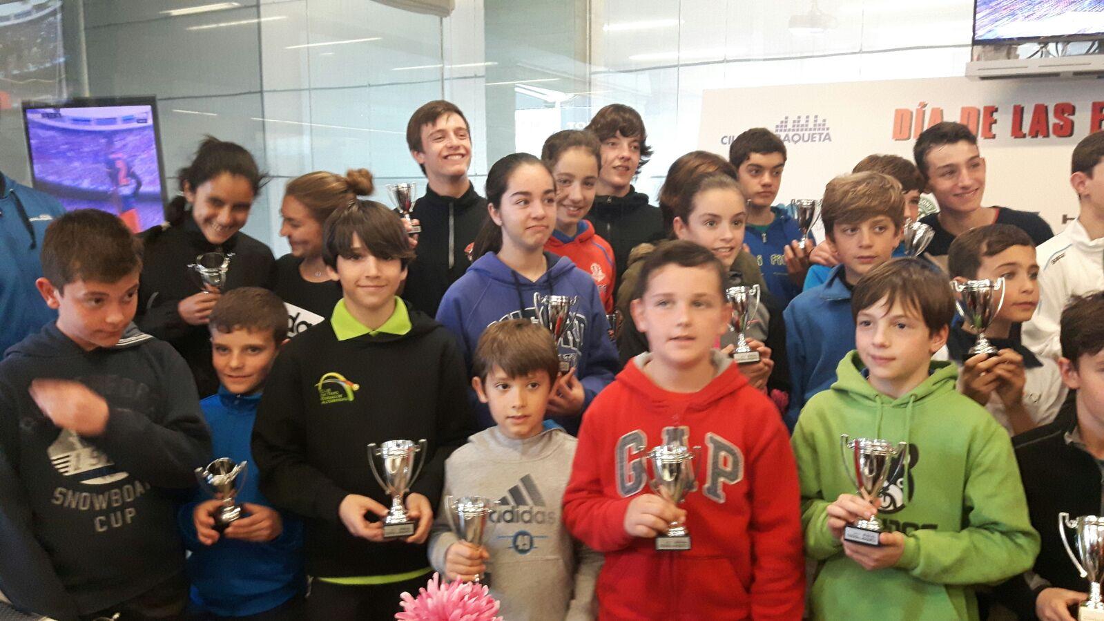 Hugo Sanz Campeón Ciudad Raqueta Febrero 2017 (3)