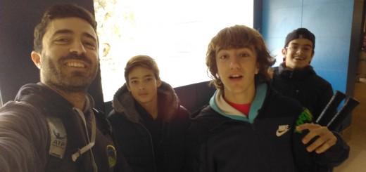 Liga Juvenil Alcobendas-Las Rozas (1)