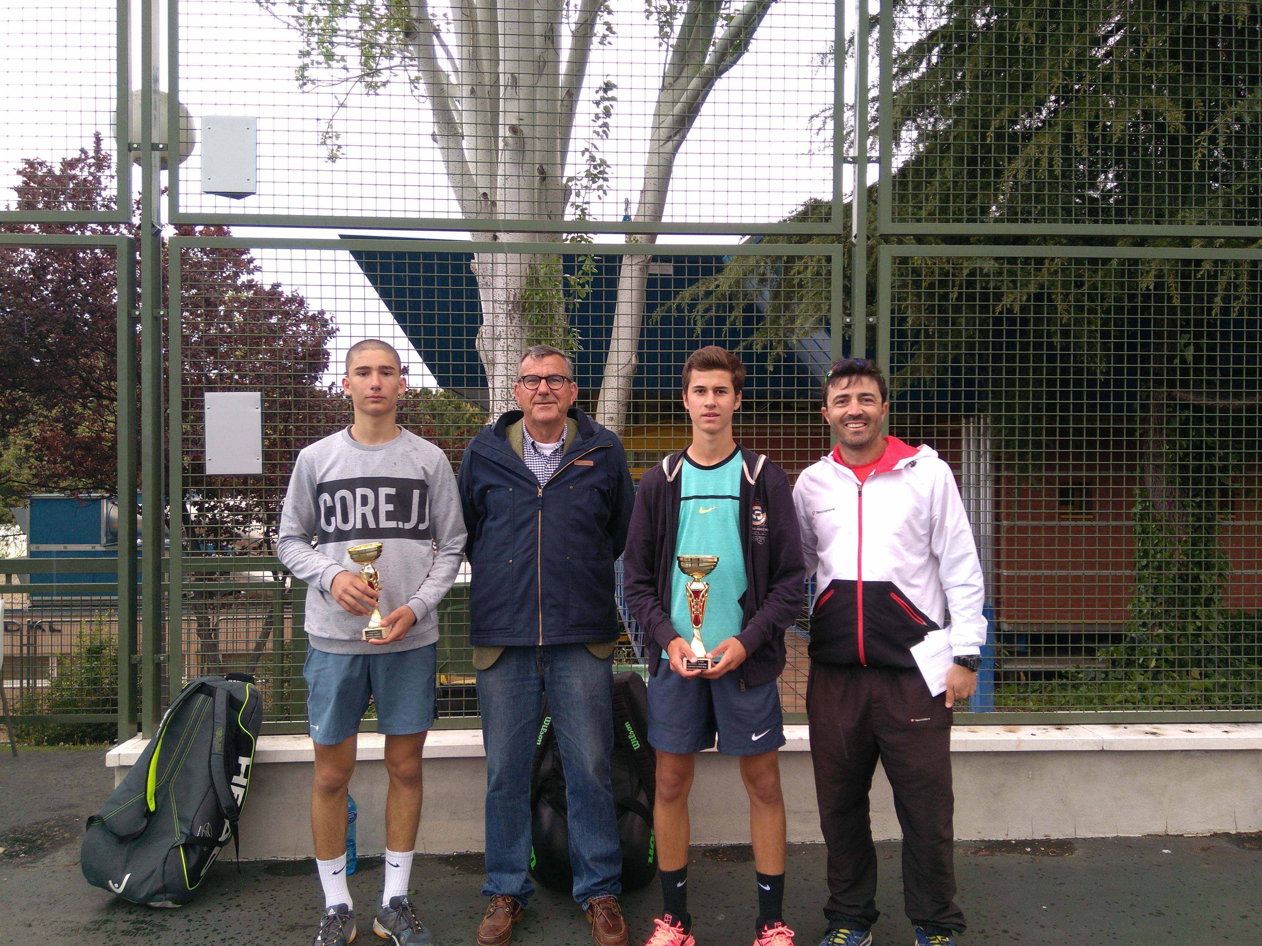 Finalistas y campeones V Torneo San Isidro 2018 (15)